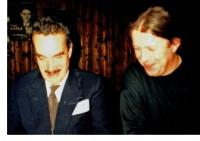 Jiří Chmel and Karel Schwanzenberg