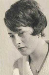 Portrét Denise, 1967
