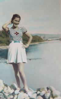 Mother Carolina Prokešová