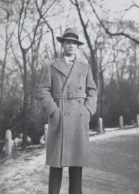 Father Ladislav Prokeš