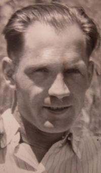 Father Ladislav Prokeš in 1944