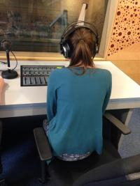Workshop in the Czech Radio