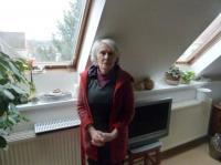 Wallenfelsová, at home