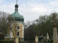 Lomec - kostel 2014