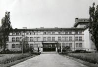 gymnasium in Jaroměř