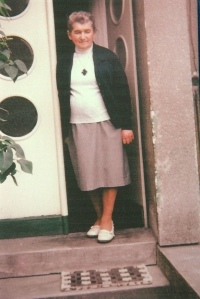 mother Marie Beranova