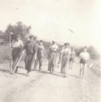 1955 - brigade in Suš