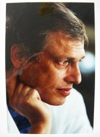 Syn Vladimír Beneš mladší