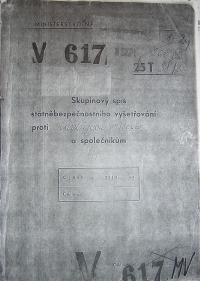 Investigation file V 617
