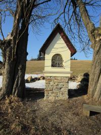 Chapel of St John XXII. in the defunct village Štolnava (Prameny, Stollenhau in German)