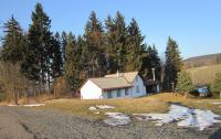 Solitude in the defunct village Štolnava (Sources, him. Stollenhau)