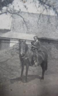 After the war in Štolnava