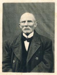Adolf Žerníček (born 1859) - grandfather of Ignác Žerníček