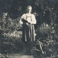 Věrka Sarajskaja from Smolensk (1944-45)