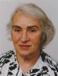 Galina Vaněčková, roz. Želobina