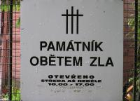 Entrance of The Memorial of Victims of Evil II