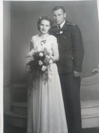 Darkovičky, after the war