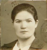 Mother Kateřina Drozdová