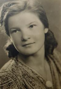 Marie Čuboková (Drozdová) - 1948