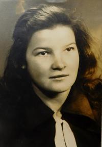 Marie Čuboková (Drozdová) -1951
