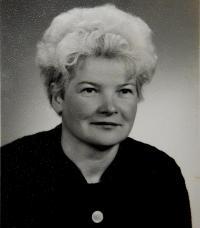 Marie Čuboková (Drozdová) - 1966