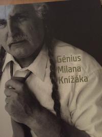 Cover of the book Génius Milana Knížáka (Genius of Milan Knížák)