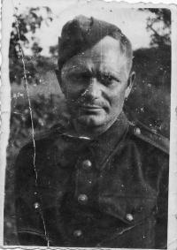 Jindřich Hořenín's father Vladimír