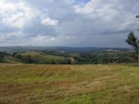 Landscape in Gemelčičce