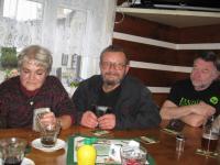 Krakonošův divadelní podzim. Rudolf Felzmann na výletě s kolegy (2013)