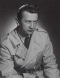 Václav Daněk, temporary portrait