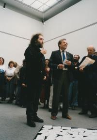 Vernissage Minisalón 1992