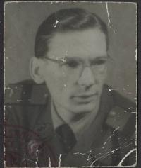 Mr. Lansky in the youth