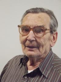 Mr. Karel Lansky - contemporary portrait