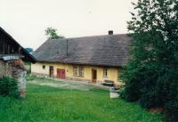1990 rodný dům Střežiměř