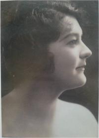 Grandma Olga Rosenzweigová