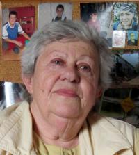Marie Andělová - 2015
