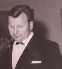 Her husband Rostislav Anděl