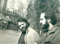 With András Kovács sociologist