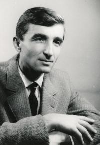 Fabinger Jiří – 1st half of the 60s, author Stanislav Tereba