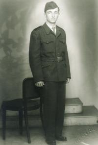 Fabinger Jiří– 1951 – 1953