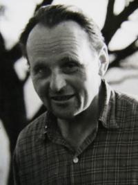 Photo from around 1980 / Jan Sedláček's archive
