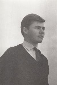 University student; September 1961