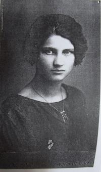 Jan Maria's mother