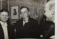 Prague Spring 1957 J.M. Dobrodinský, D. Shostakovich