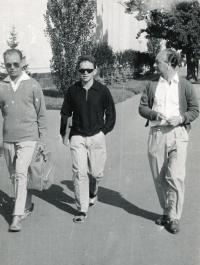 J. Pear, J. Srnec,  Mr.Sommer