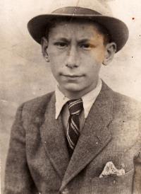 Leopold Färber vyrůstal v Boskovicích