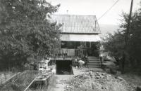 The house in Adyliget
