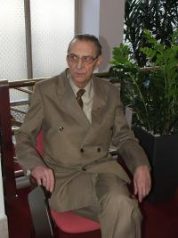 Vladimír Chlupáč in February 2008