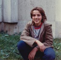 David Kabzan, c. 1982