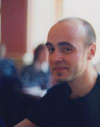 David Kabzan on 15 March 2000